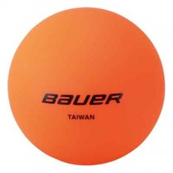 Balle Bauer Street Hockey orange - promoglace