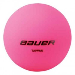 Balle Bauer Street Hockey Rose