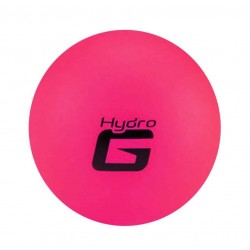 Balle Bauer Street Hockey rose Hydro G - promoglace