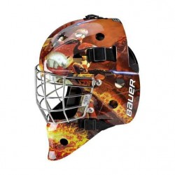 Masque Bauer Street Hockey NME Troopers - promoglace