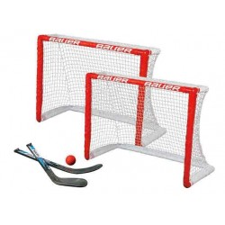 Ensemble mini cages Bauer Street Hockey