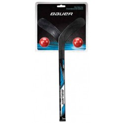 Kit mini crosses et balles Bauer Street Hockey - promoglace