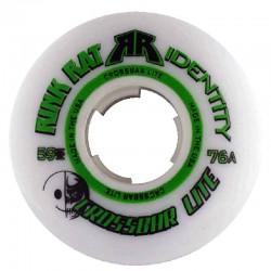 Roue Rink Rat Crossbar Lite Goalie 76A - promoglace