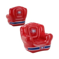 Chaise gonfable NHL - promoglace