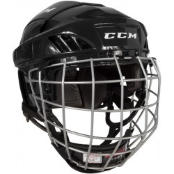 Casque CCM Hockey FitLite 40 Combo - promoglace
