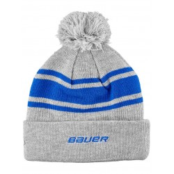 Bonnet Bauer New Era à pompom