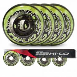 Roue HI-LO Switch 78A - promoglace roller