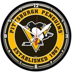 Horloge murale NHL - promoglace