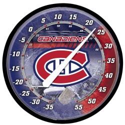 Thermomètre NHL - promoglace
