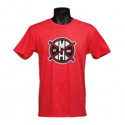 T-Shirt Mission Hockey Patch