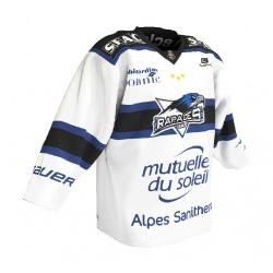 Maillot Supporter Exterieur 2017 - Rapaces de Gap - Promoglace Hockey