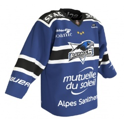 Maillot Supporter Domicile 2017 - Rapaces de Gap - Promoglace