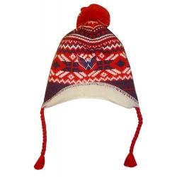 Bonnet à pompom NHL Reebok style Peruvien - Promoglace Hockey