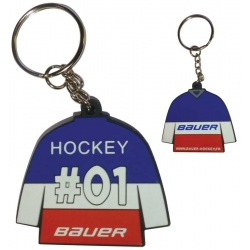 Porte clés maillot Bauer Hockey - Promoglace France