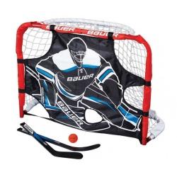 Kit mini cage Bauer Street hockey Deluxe - Promoglace