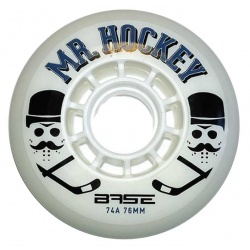 Roue Roller Base Mr Hockey 74A - Promoglace hockey