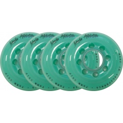 Roue Labeda Addiction Mint - Pack de 4
