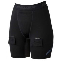 Short Bauer Hockey de compression S19 Femme - Promoglace
