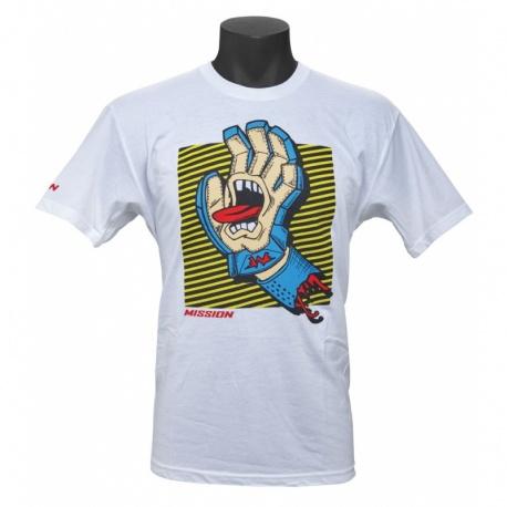 T-Shirt Mission Hockey Screaming - Promoglace