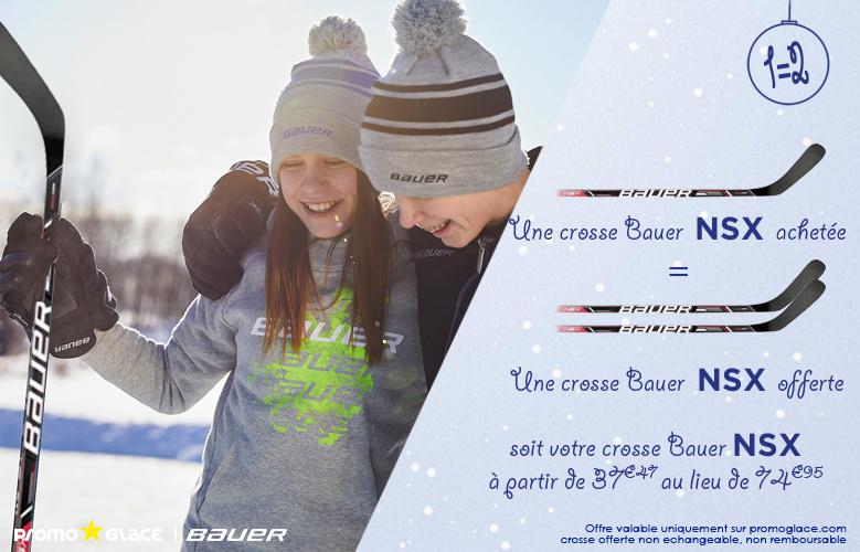 Crosse Bauer NSX - Promoglace Roller