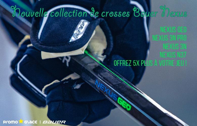 Crosses Bauer Nexus GEO - Promoglace Hockey