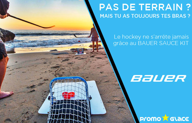 Bauer Sauce kit - Promoglace Roller