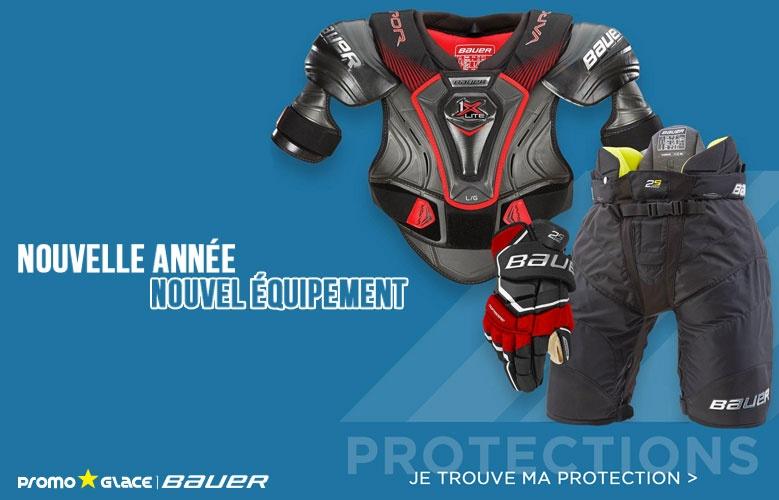 Equipements Bauer Hockey - Promoglace Roller