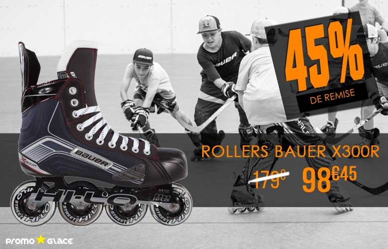 Rollers Bauer X300R - Promoglace Roller