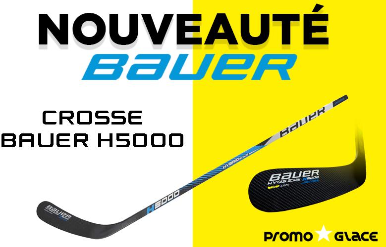 Nouveauté Crosse H5000 - Promoglace Roller