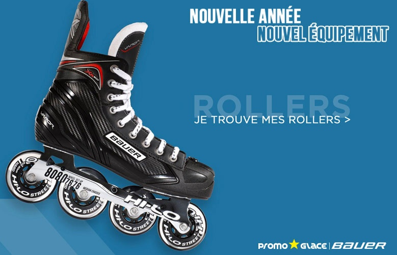 Rollers Bauer Hockey - Promoglace Roller
