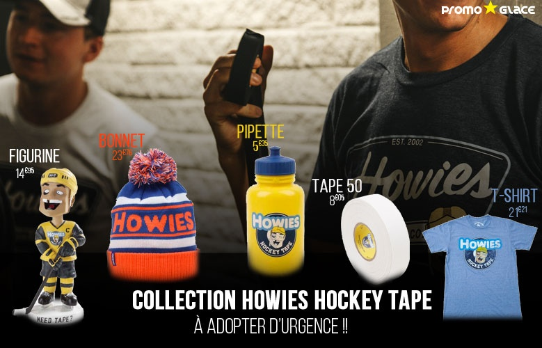 Howies Hockey Tape - Promoglace Roller
