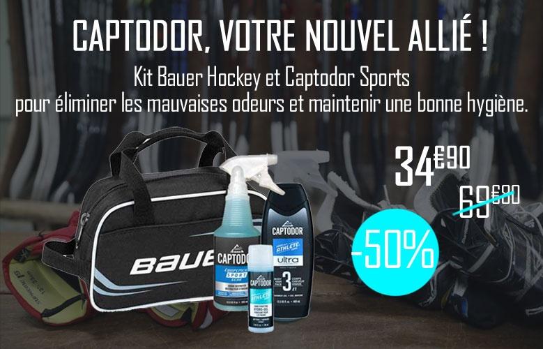 Captodor Sports - Promoglace France