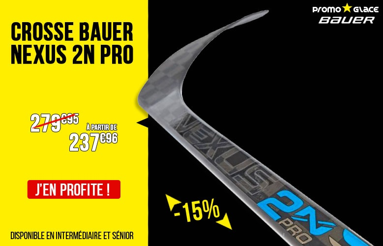 Crosse Bauer Nexus 2N PRO - Promoglace hockey