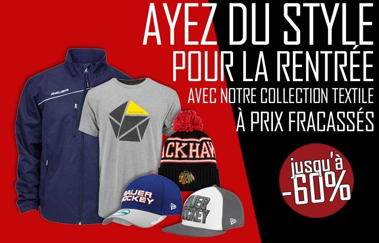 Promotion Textile Hockey - Promoglace