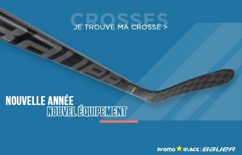Crosses Bauer Hockey - Promoglace Roller