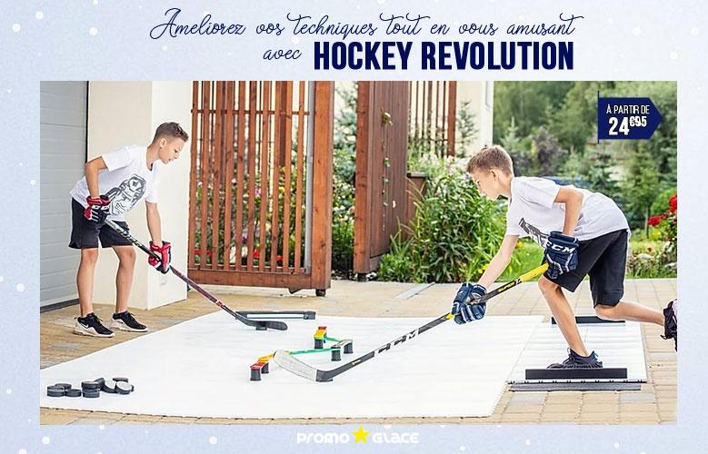 Hockey Revolution - Promoglace Roller