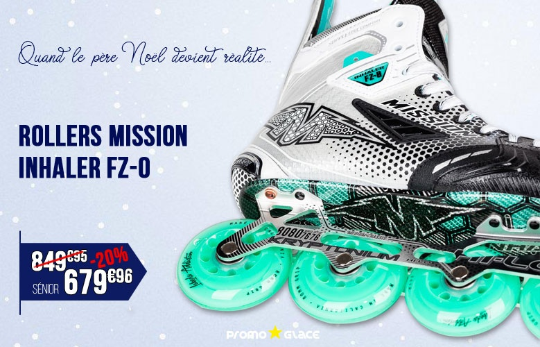 Rollers Mission FZ-0 - Promoglace Roller