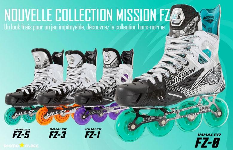 Rollers Mission Inhaler FZ - Promoglace Roller