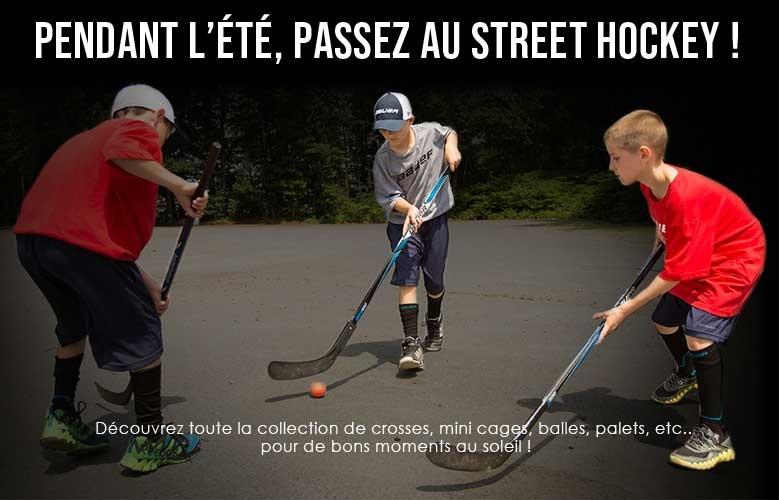 Bauer Street hockey Promoglace