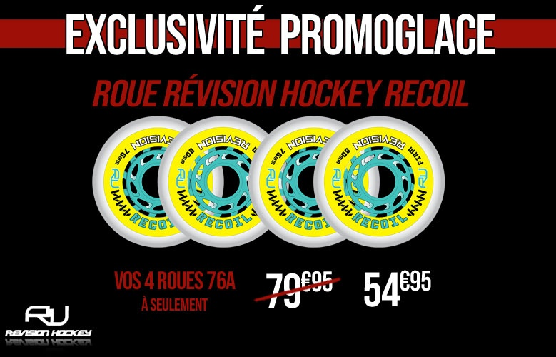 Roue Revision Recoil Promoglace