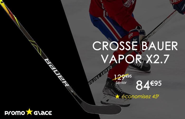 Crosse Bauer Vapor X2.7 - Promoglace Roller