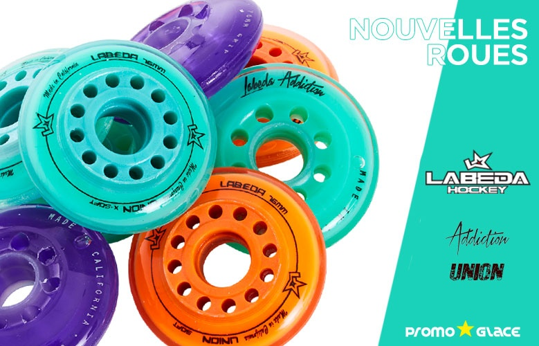 Roues Labeda Hockey Promoglace Roller