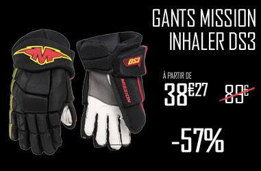 Gants Mission Inhaler DS3 - Promoglace